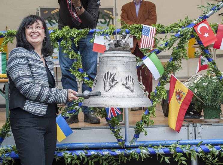 Cornelie Wittsack-Junge - Bezirksbürgermeisterin in Köln-Chorweiler 2009 - 2014