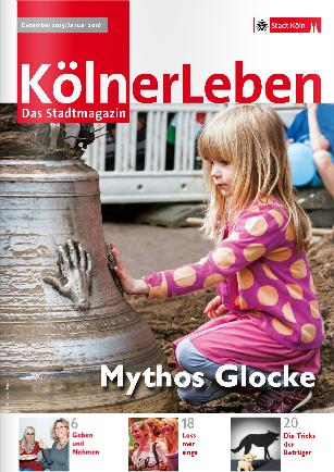 Stadtmagazin KölnerLeben
