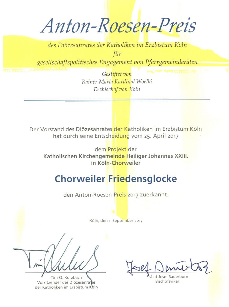 Urkunde_Anton-Roesen-Preis